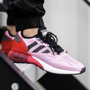 🚨 Adidas Ninja ZX 2K Boost Men's Athletic Shoe Running Sneaker Trainers Time In