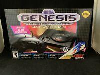 Sega Genesis Mini (40 Games + 2 Bonus Games + 2 Controllers) (BRAND NEW)