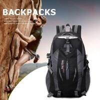30L Large Waterproof Hiking Camping Bag Travel Backpack Outdoor Luggage Rucksack