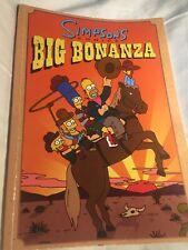 Simpsons Comics Big Bonanza (2005) First Edition 119 Pages