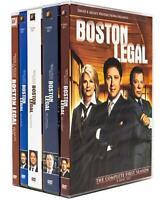 BOSTON LEGAL: THE COMPLETE SERIES SEASONS 1-5 1,2,3,4,5 **US SELLER**