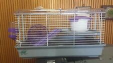 HAMSTER CAGE LINO PURPLE GREAT CAGE FOR DWARF HAMSTERS! #20106011