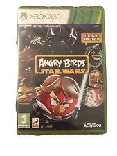 Angry Birds Star Wars-Xbox 360-Sellado De Fábrica-vendedor de Reino Unido