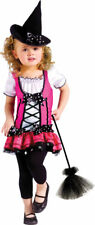 Morris Costumes Toddlers Classic Halloween Witches Dress 3T-4T. FW122031TL