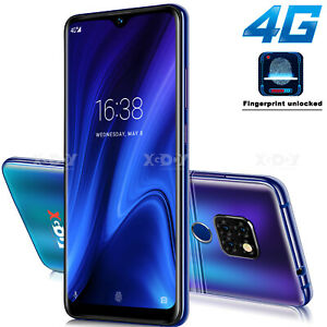 Xgody 4G Factory Unlocked Smartphone Android Dual SIM Mobile Smart Phone Cheap