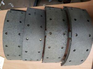 Genuine OEM Toyota Coaster Rear Brake Shoe Kit 04494-36300 4 pcs 2003-2019 New