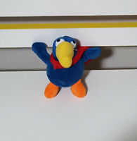DODO PROMOTIONAL TOY PLUSH TOY BIRD! SOFT TOY ABOUT 10CM TALL KIDS TOY!