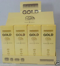 6 X MILTON LLOYD PURE GOLD EAU DE TOILETTE EDT 50ML EACH HOMME MENS