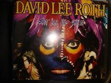 David Lee Roth Production Tour Book While Supplies Last!