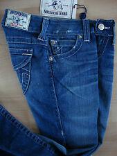 TRUE RELIGION Jeans BOOTCUT WFLPS Damen Jeanshose Blau Gr.26 NEU mit ETIKETT