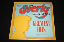 """The Everly Brothers   LP 33T 12""""   Greatest Hits   1977"""
