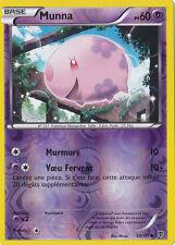 Munna Reverse-N&B:Explosion Plasma-39/101-Carte Pokemon Neuve