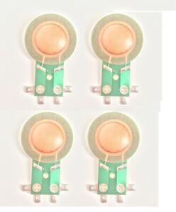 4 AFT 25.4mm Horn Diaphragms For Selenium RPDT150, DT150-OEM Compression Driver
