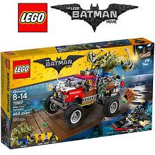 Lego The BATMAN MOVIE 70907 Killer Croc™ Tail-Gator MISB