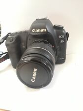 Canon EOS 5D Mark II DSLR Full HD with 28-80mm EOS lens