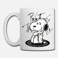 Muscles Snoopy Love Pink Floyd Dark Side Of The Moon Peanuts Coffee Mug Tea Cup