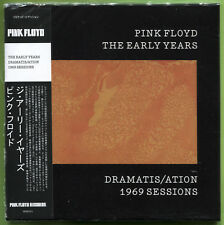 Pink Floyd THE EARLY YEARS. DRAMATIS/ATION 1969 SESSIONS CD mini-LP Sealed