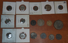 More details for medieval pilgrim tallies & seals x17 a varied and interesting assortment
