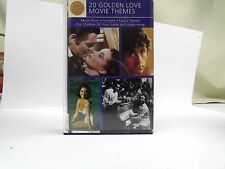 20 GOLDEN LOVE MOVIES THEMES   CASSETTE TAPE MUSIC