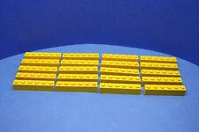 LEGO 20 x Basisstein gelb 1x6 | yellow basic brick 3009 300924
