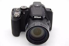 Nikon Coolpix P520 18.1MP 41.7x Zoom 3.2''Screen Digital Camera