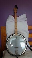 Deering Goodtime Special 'Chieftain' Leader 19 Fret Irish Tenor Banjo - BUNDLE