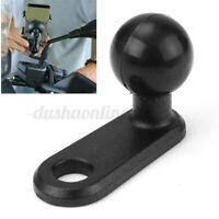 Für RAM-B-252U Handy GPS Halter Halterung Motorrad Standfuß 1'' Ball 10mm Loch