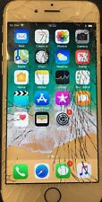 IPhone 6 64gb Rose gold Damaged Screen