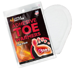 Little Hotties Toe Warmers For Winter Outdoor Cold Feet 5 Hours Adhesive