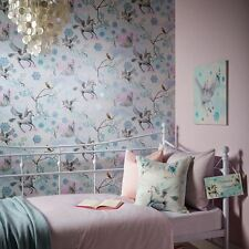 FAIRYTALE UNICORN WALLPAPER - BLUE - ARTHOUSE 667800 NEW