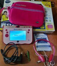 Vtech Storio MAX in rosa , Lern-und Spiel Tablet + OVP + Kopfhörer + Tasche
