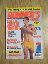 Runner's World magazine October 2004