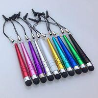 10x Stylus kapazitiver Stift Staubschutz - Smartphone Tablet  iphone samsung