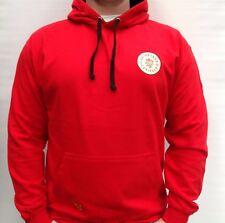 Official Edinburgh Capitals Red Jumper Sweatshirt Lion