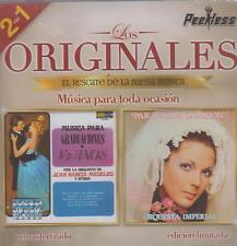 CD - Musica Para Toda Ocasion NEW Los Originales Juan Garcia FAST SHIPPING !