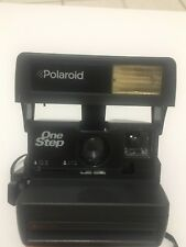 Vintage polaroid one-step 600 instant camera- 2 available