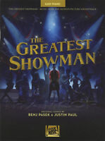 The Greatest Showman Easy Piano Sheet Music Book Musical Come Alive #P