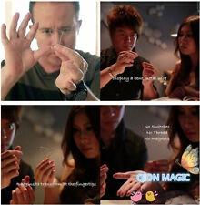 SALE! Shift Self Bending Paperclip - Magic Tricks,Mentalism magic props,close up
