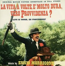 ENNIO MORRICONE-LIFE IS TOUGH,EH PROVIDENCE?-Spaghetti Western Soundtrack CD