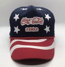 Cabeza-Cook-off 2002 Cap Hat Adjustable Adult Cotton