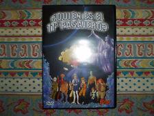 QUIÉN ES EL 11º PASAJERO DVD DESCATALOGADO OSAMU DEZAKI JUICHI NIN IRU JONU