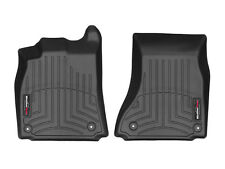 WeatherTech FloorLiner for Audi A4/A5/Allroad/RS5/S4/S5 - 1st Row - Black