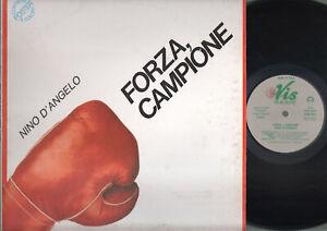 D'Angelo Nino - Forza campione