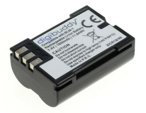 Original digibuddy Battery For Olympus Camedia C-7070 Wide Zoom / C-8080