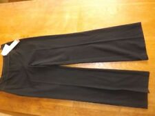 Marks and Spencer Polyester Stretch Trousers for Women
