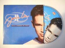 JAMIE LEE : ALL I NEED IS YOU [ CD SINGLE PORT GRATUIT ]