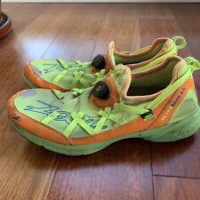 Zoot Ultra Race 4.0 Men's Size 10 Running Shoes Neon
