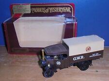 Matchbox Yesteryear Y27 Foden Steam Wagon GWR 150th Anniversary Code 3