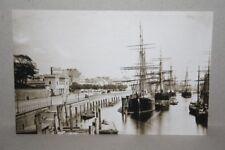 neue AK HAMBURG - Hafentor und Johannisbollwerk - Motiv von 1868