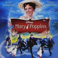 MARY POPPINS: THE ORIGINAL M.PICTURE SOUNDTRACK -    CD NEU